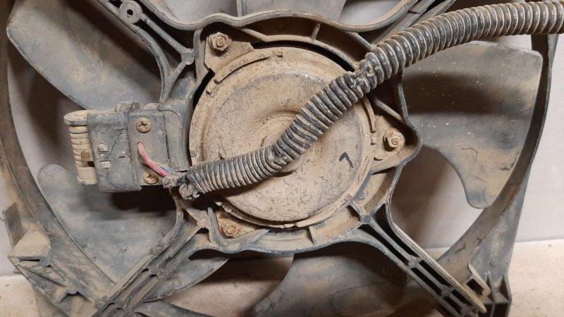 Мотор вентилятора Lifan Breez 520 2007 (б/у)