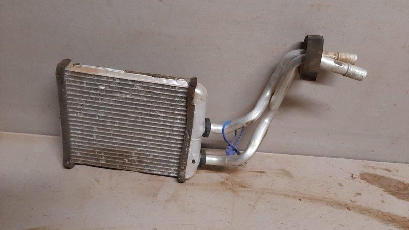 Радиатор отопителя печки Opel Astra H 2004 (б/у)