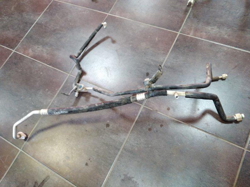 Трубка кондиционера Lifan Solano 620 2010 (б/у)