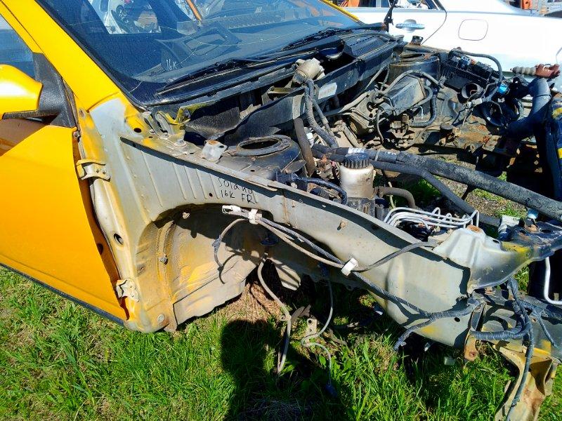 Лонжерон Lifan Solano 620 LF481Q3 2010 передний правый (б/у)
