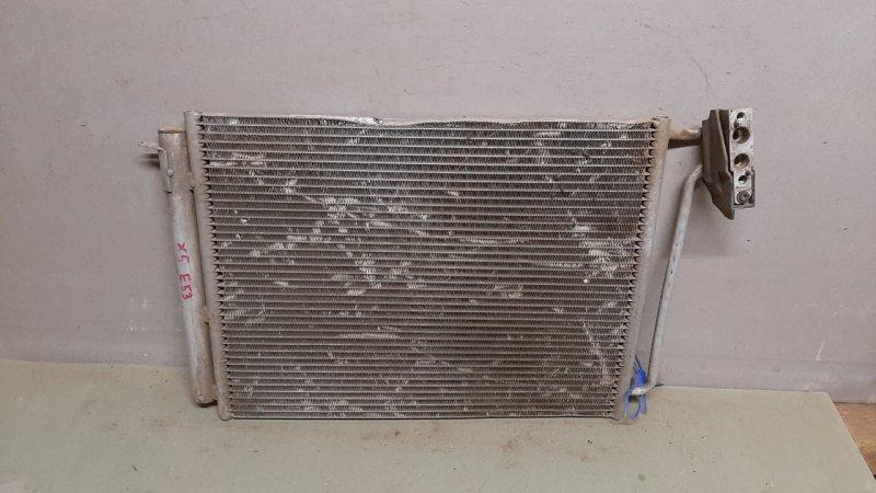 Радиатор кондиционера Bmw X5 E53 2000 (б/у)