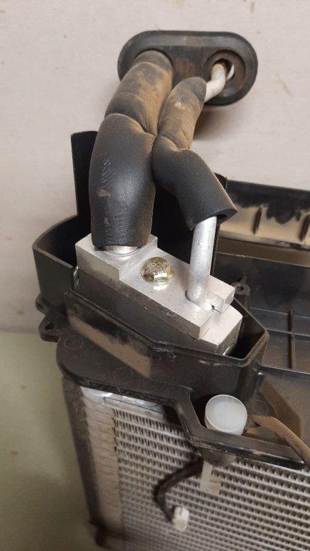 Клапан кондиционера Lifan Solano 620 2010 (б/у)