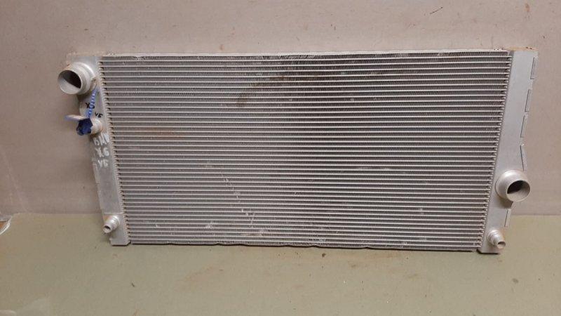 Радиатор двигателя Bmw 5 F10 2009 (б/у)
