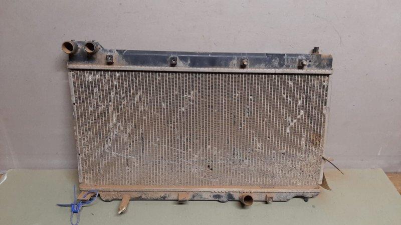 Радиатор двигателя Honda Jazz GD 2002 (б/у)
