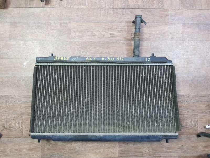 Радиатор двигателя Honda Freed Spike GK2 (б/у)