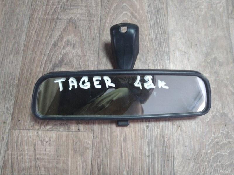 Зеркало заднего вида салонное Тагаз Тагер MB M161 2008 (б/у)