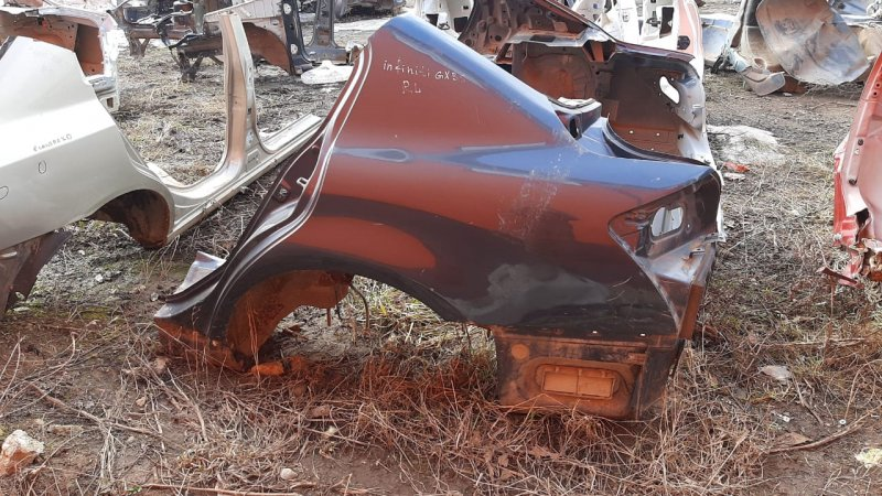 Крыло Infiniti G35 V36 2006 заднее левое (б/у)