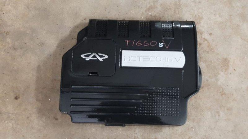 Накладка двигателя Chery Tiggo T11 2005 (б/у)