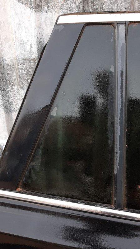 Стекло двери глухое, форточка Subaru Outback BR 2009 заднее правое (б/у)