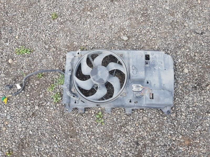 Вентилятор охлаждения Citroen Xsara Picasso N68 EW10J4 1999 (б/у)