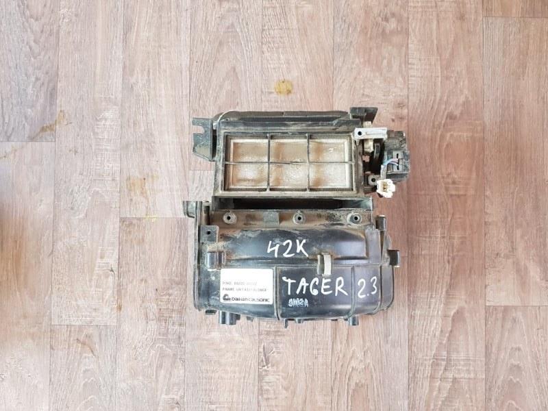 Корпус мотора печки Тагаз Тагер G23 2008 (б/у)
