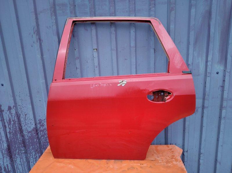 Дверь Lifan Breez 520 2007 задняя левая (б/у)