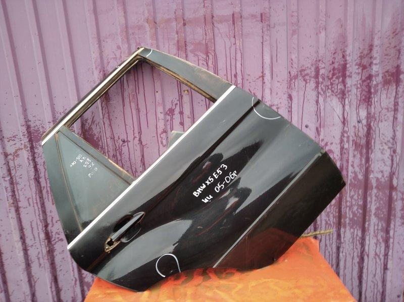 Дверь Bmw X5 E53 2000 задняя правая (б/у)