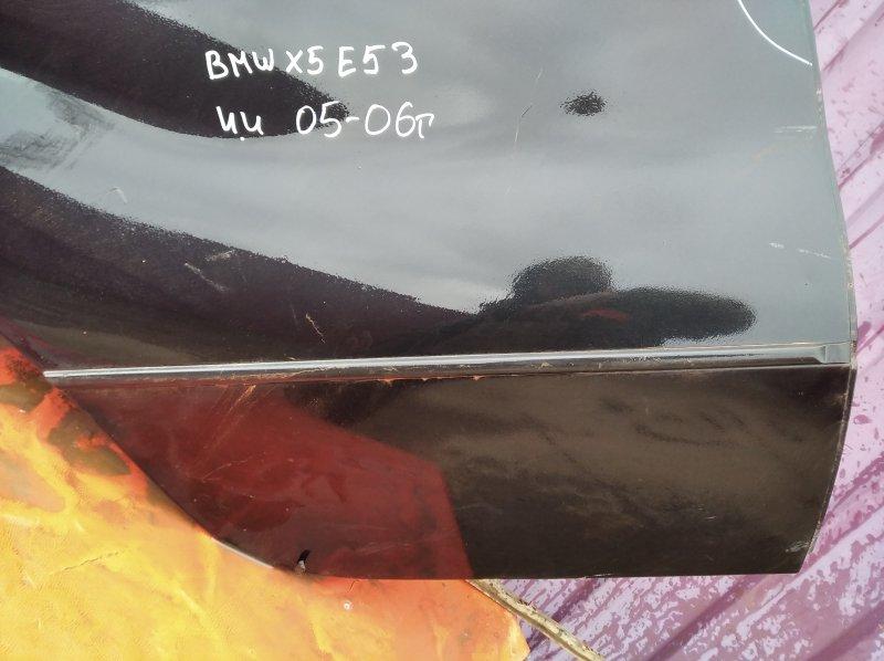 Молдинг двери Bmw X5 E53 2000 задний правый (б/у)
