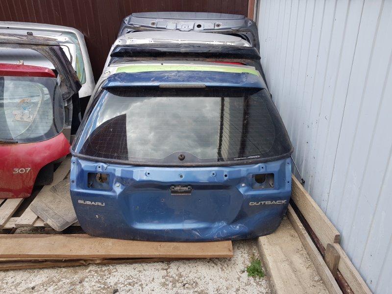 Крышка багажника Subaru Outback BP 2003 (б/у)