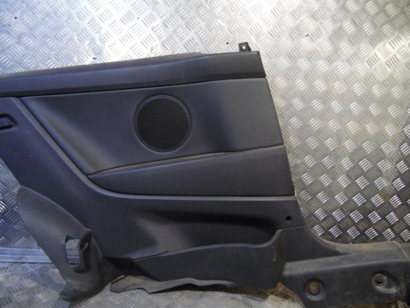 Обшивка салона Opel Astra Gts H 2004 задняя левая (б/у)