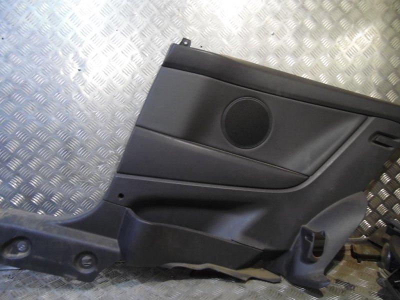Обшивка салона Opel Astra Gts H 2004 задняя правая (б/у)