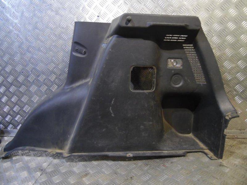 Обшивка багажника Suzuki Sx4 2006 (б/у)