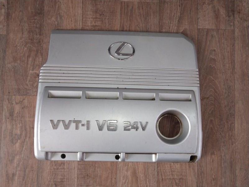 Накладка двигателя Lexus Rx300 XU30 1MZ-FE 2003 (б/у)