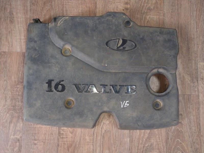 Накладка двигателя Lada Kalina 11193 2006 (б/у)