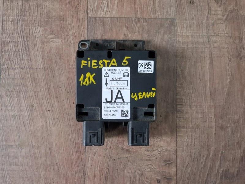 Блок srs Ford Fiesta 5 CBK FXJB 2002 (б/у)