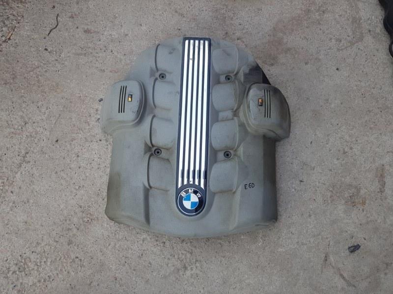 Накладка двигателя Bmw 645I E63 N62B44 2003 (б/у)