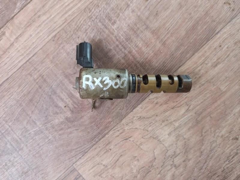 Клапан электромагнитный изменения фаз грм Lexus Rx300 (б/у)