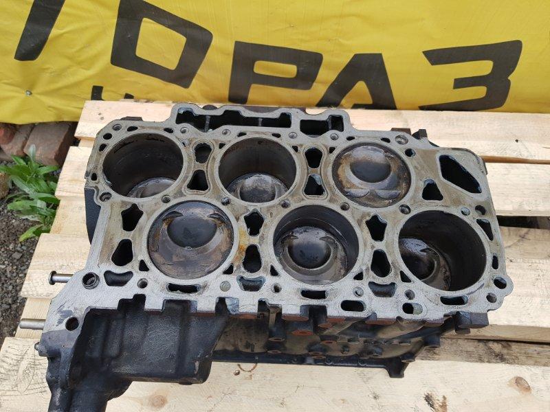 Блок цилиндров Volkswagen Touareg NF CMT 2010 (б/у)