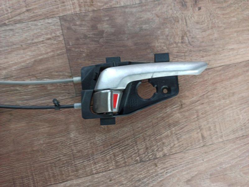 Ручка двери внутренняя Kia Picanto TA G3LA 2011 передняя правая (б/у)