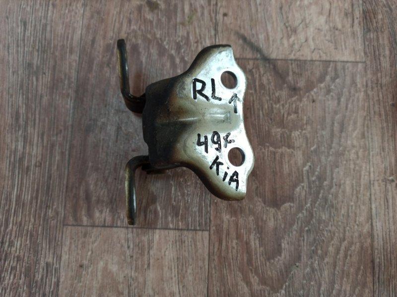 Петля двери Kia Picanto TA G3LA 2011 задняя левая верхняя (б/у)