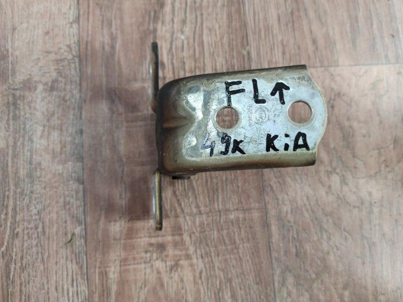 Петля двери Kia Picanto TA G3LA 2011 передняя левая верхняя (б/у)