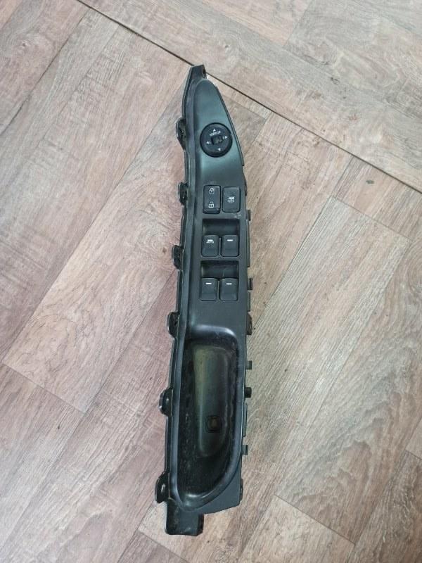 Блок управления стеклоподъемниками Kia Picanto TA G3LA 2011 (б/у)