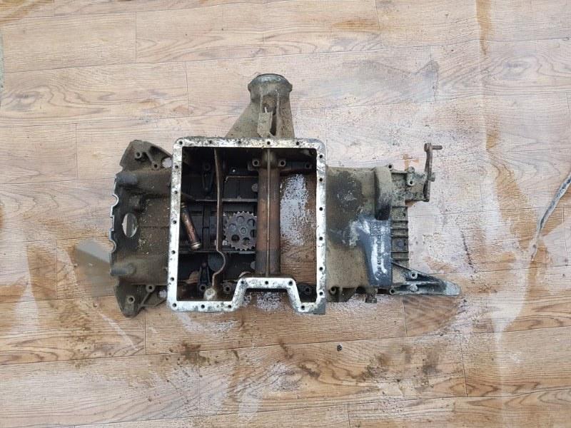 Поддон масляный двигателя Bmw X5 E53 M62B44 2000 (б/у)