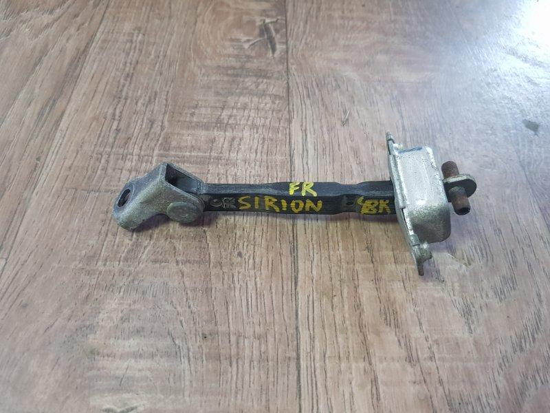Ограничитель двери Daihatsu Sirion M300 2005 передний правый (б/у)
