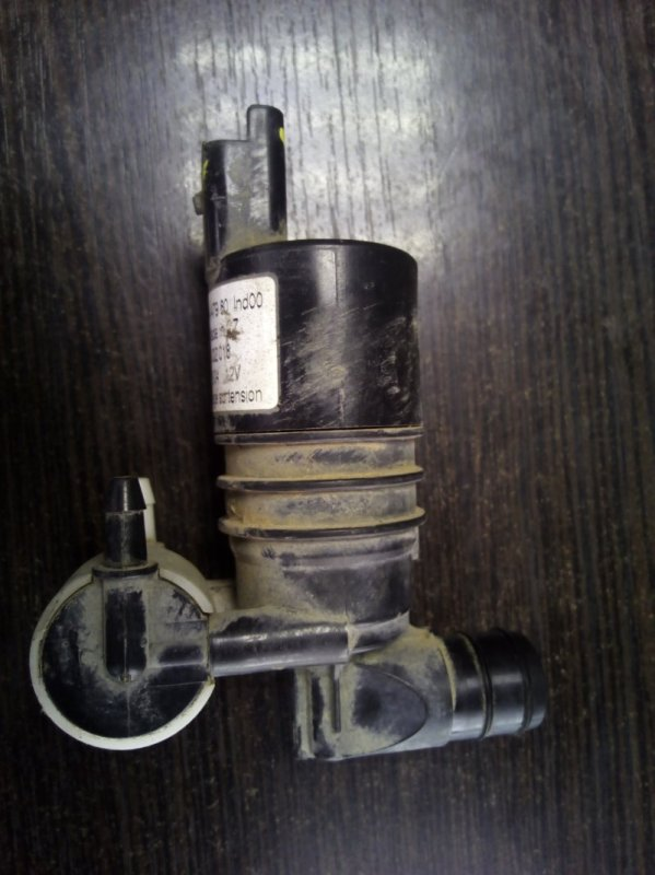 Насос бачка омывателя Citroen C5 2 2008 (б/у)