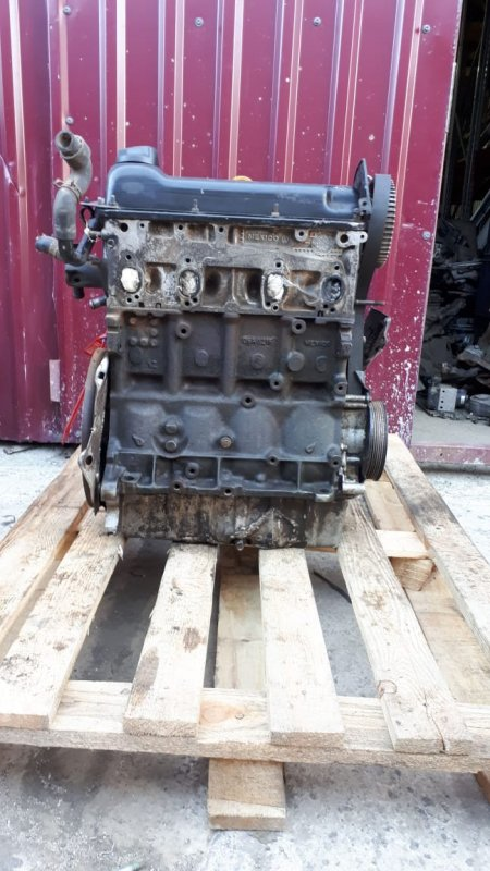Двигатель, двс Volkswagen Jetta 9M2 AEG 1998 (б/у)