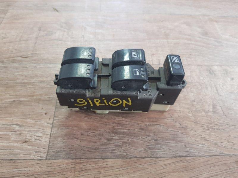Блок управления стеклоподъемниками Daihatsu Sirion M300 2005 (б/у)