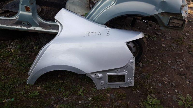 Крыло Volkswagen Jetta 6 2010 заднее левое (б/у)