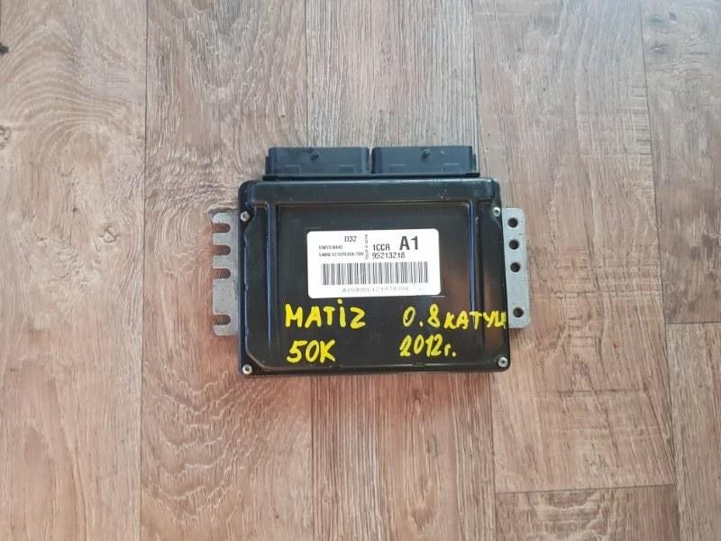 Блок управления двигателем Daewoo Matiz 2000 (б/у)