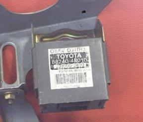 Блок управления круиз-контролем Lexus Rx300 XU10 1998 (б/у)