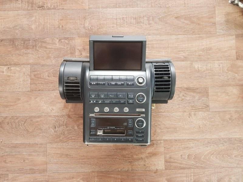 Блок управления климатом Nissan Skyline HV35 VQ30DD 2001 (б/у)