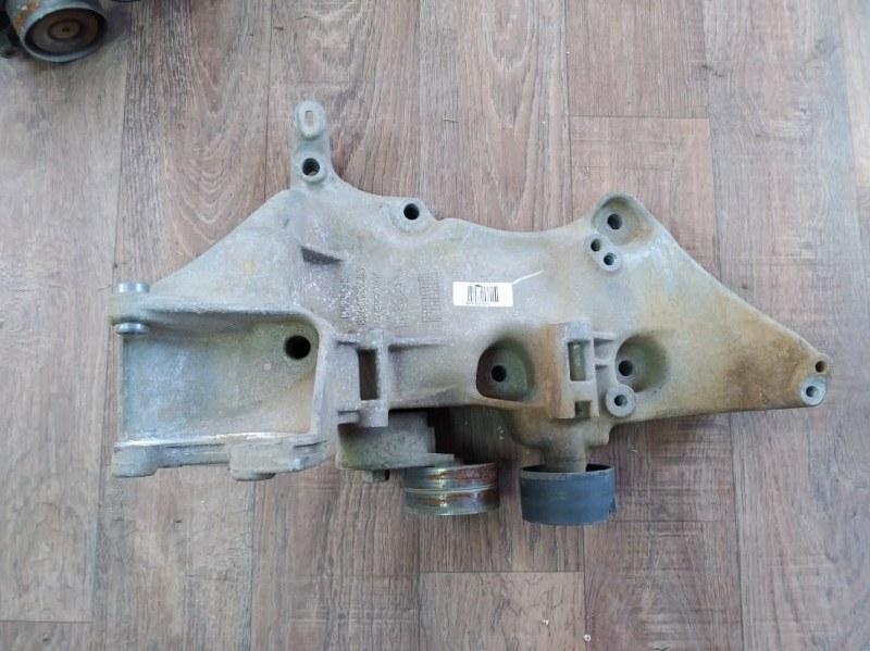 Кронштейн компрессора кондиционера Renault Duster HS 2015 (б/у)