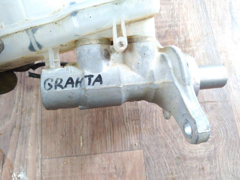 Цилиндр тормозной главный, гтц Lada Granta 2191 11186 2013 (б/у)