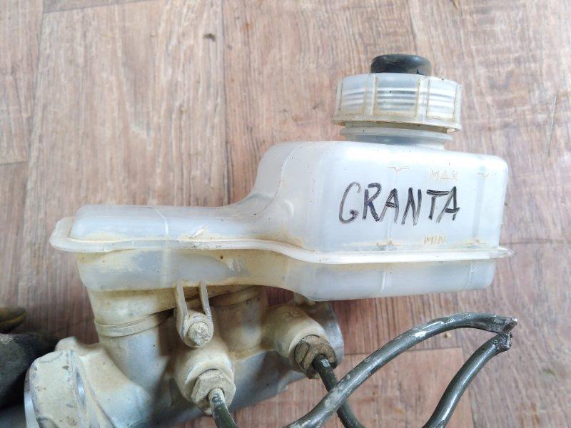Бачок главного тормозного цилиндра Lada Granta 2191 11186 2013 (б/у)