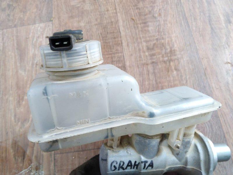 Датчик уровня тормозной жидкости Lada Granta 2191 11186 2013 (б/у)