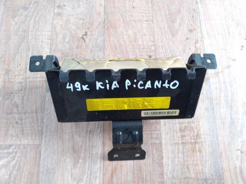 Подушка безопасности пассажира Kia Picanto TA G3LA 2011 (б/у)