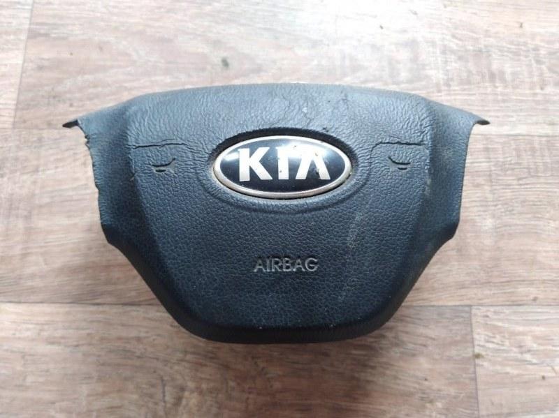 Подушка безопасности в руль Kia Picanto TA G3LA 2011 (б/у)