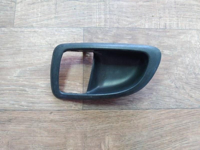 Накладка ручки двери внутренней Toyota Chaser X90 2L-TE 1992 правая (б/у)