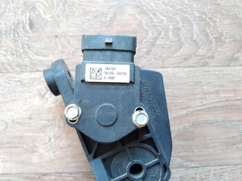Датчик педали газа Kia Picanto TA G3LA 2011 (б/у)