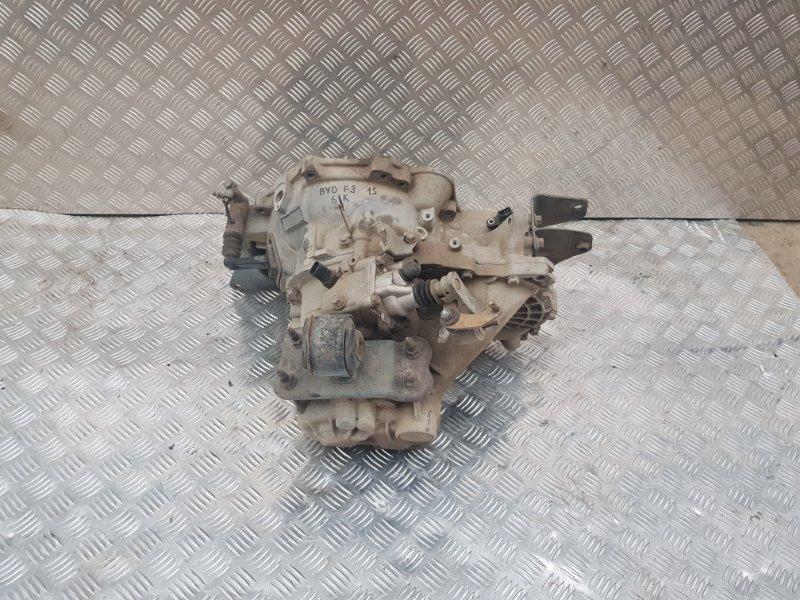Мкпп Byd F3 4G15S 2005 (б/у)